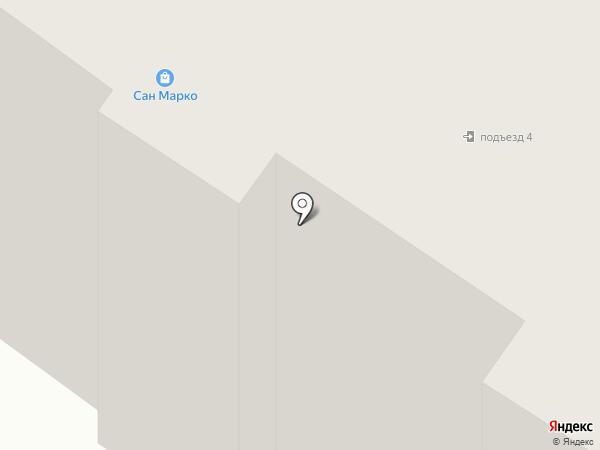 САН МАРКО на карте Тюмени