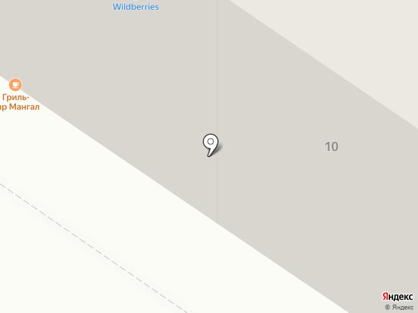 CHICAGO на карте Тюмени