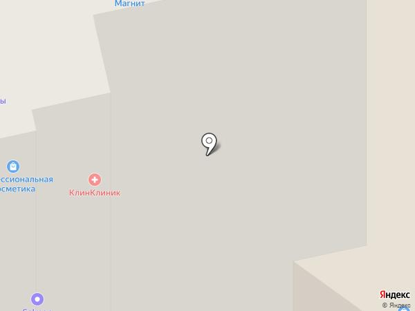 Fresh на карте Тюмени
