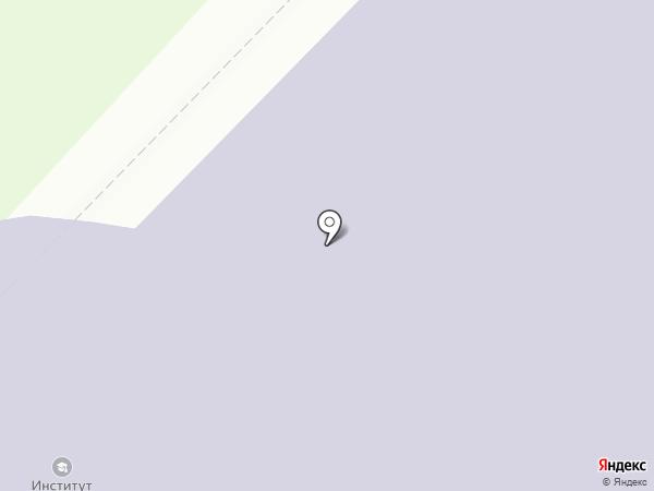 Колледж искусств на карте Тюмени