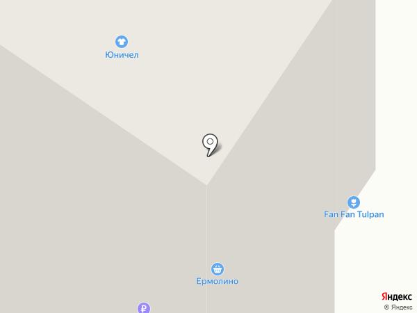 Fan Fan Tulpan на карте Тюмени