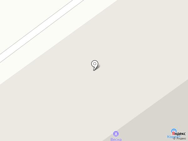 ГеоСтрой на карте Тюмени