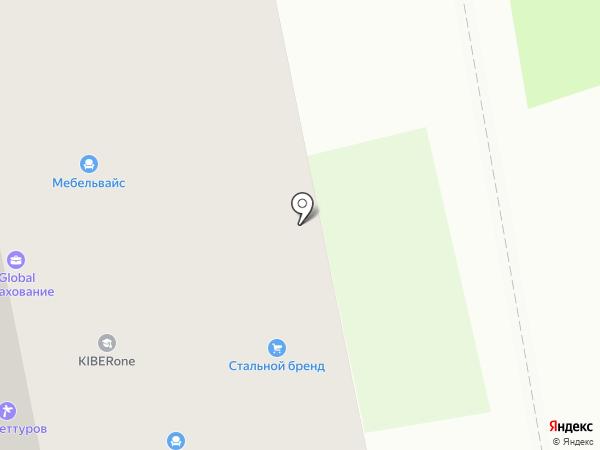 Наши Дети на карте Тюмени