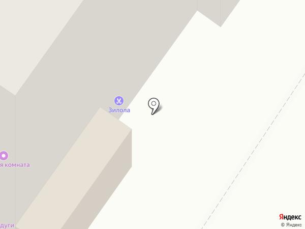 Зилола на карте Тюмени