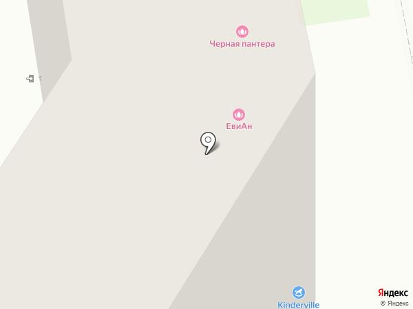 Смайл на карте Тюмени