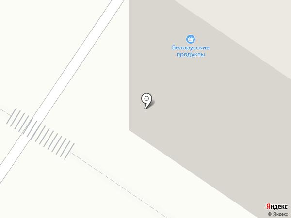 Ириска на карте Тюмени