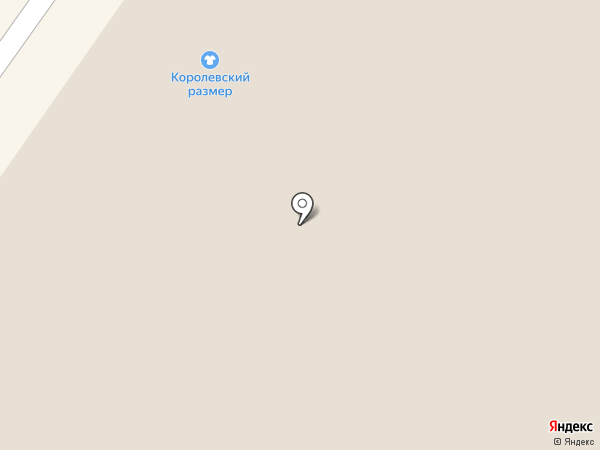 Магазин домашней одежды на карте Тюмени