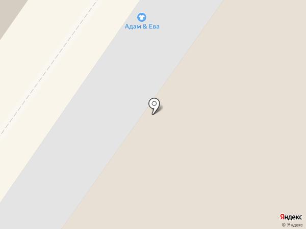 Обувной магазин на карте Тюмени