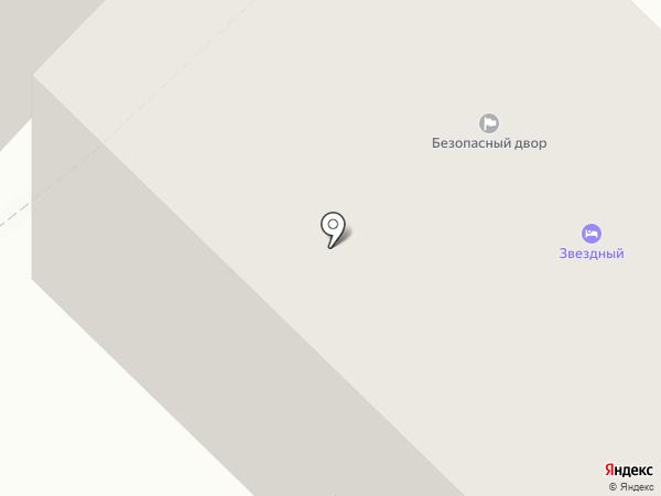 Жилищный стандарт на карте Тюмени