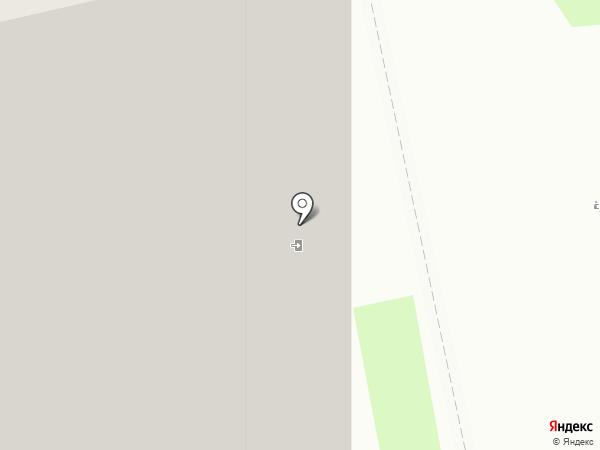 ДА на карте Тюмени