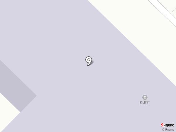Тюменский педагогический колледж на карте Тюмени