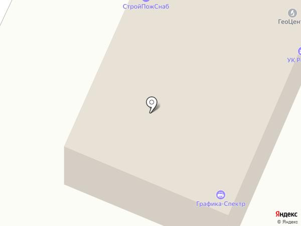 ПожЭлектроСтрой на карте Тюмени