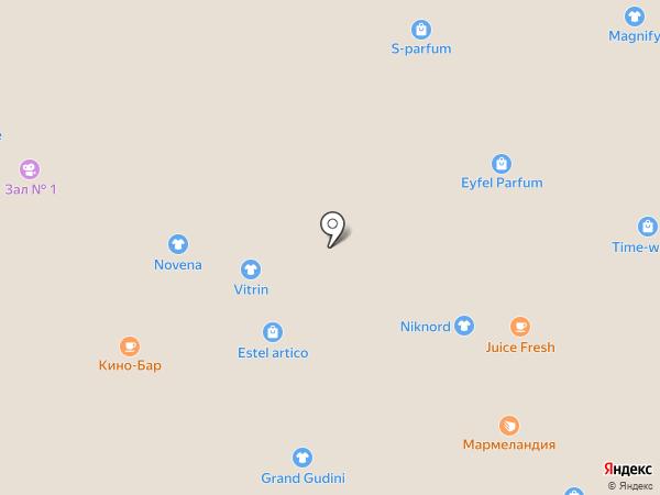 F5-jeans на карте Тюмени