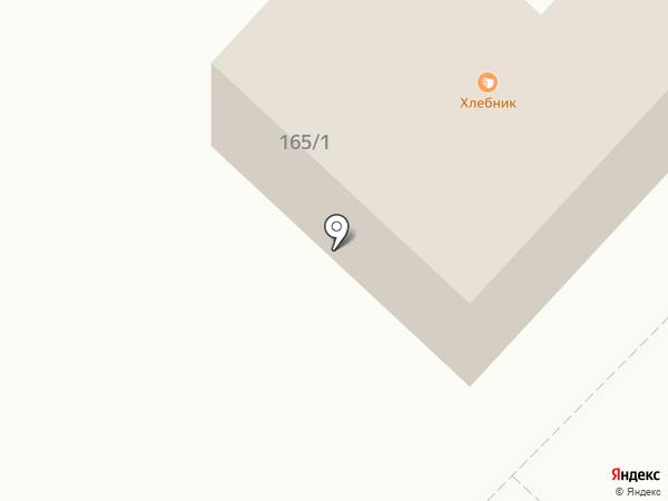 ФОНБЕТ на карте Тюмени
