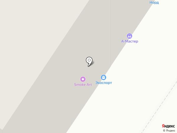 ПИВ & КО на карте Тюмени