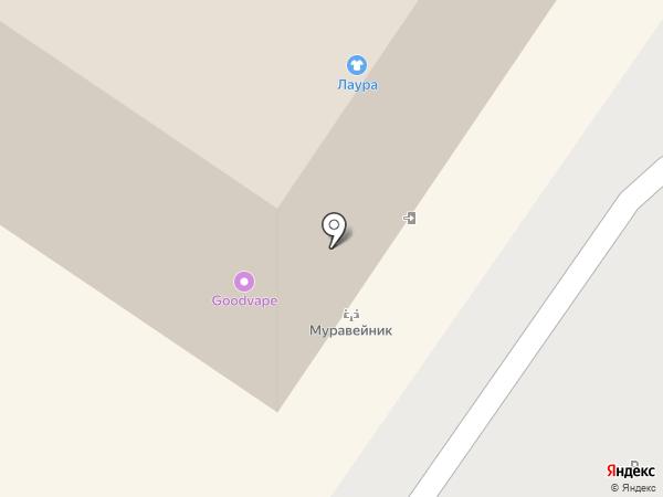 Бодрый день на карте Тюмени