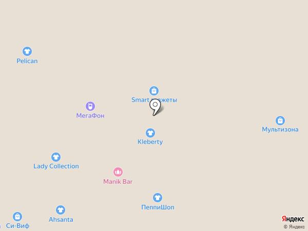 Телефон.ру на карте Тюмени