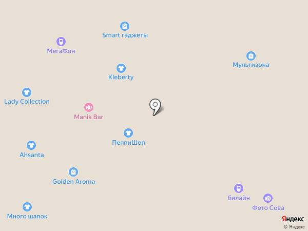 Kassy.ru на карте Тюмени