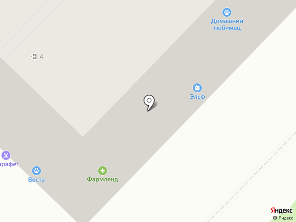 ФарМед на карте Тюмени
