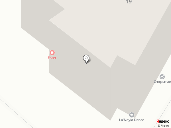 Хобби-центр на карте Тюмени