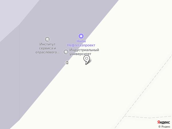 Центр дополнительного образования на карте Тюмени