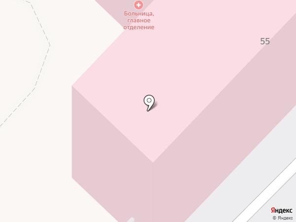 Тюменский реабилитационный центр на карте Тюмени