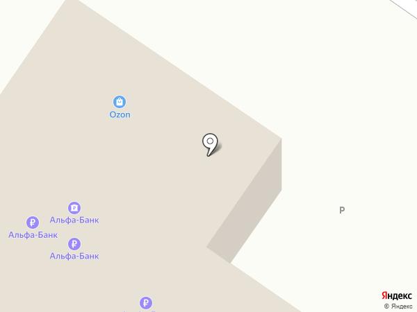 Оптима на карте Тюмени