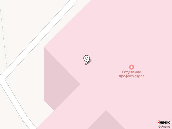 Областная клиническая больница №1 на карте Тюмени