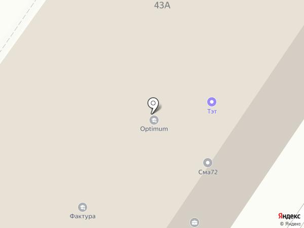 Резонанс на карте Тюмени