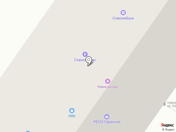 ЭЛТИ-КУДИЦ-Тюмень на карте Тюмени