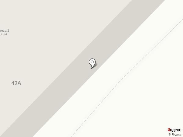 ТМ Энерго Сервис на карте Тюмени