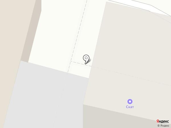 Атлас на карте Тюмени