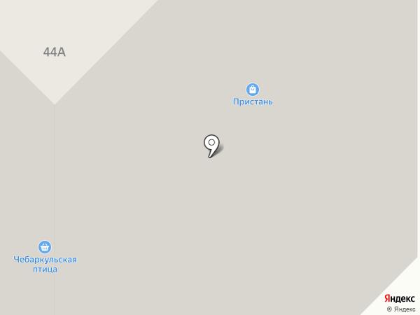 Хмель да Солод на карте Тюмени
