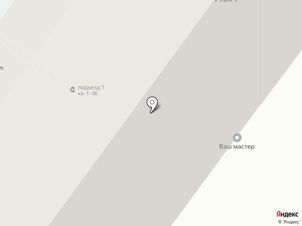Манифест на карте Тюмени
