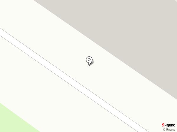 Литех на карте Тюмени