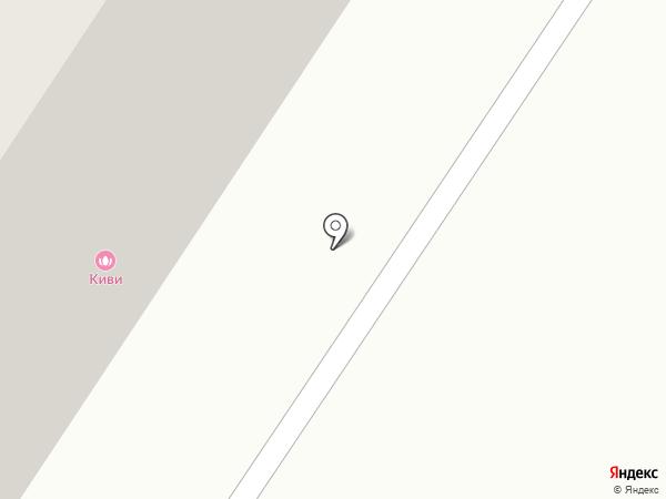 Флоренция на карте Тюмени