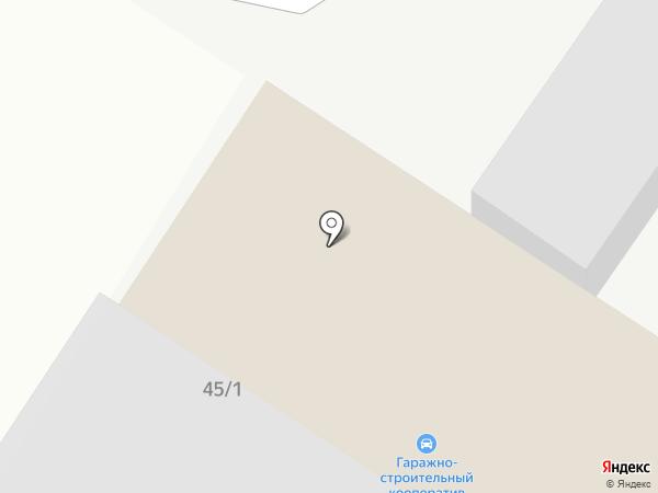 Шиномонтажная мастерская на карте Тюмени