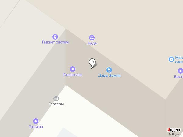 Строй обеспечение на карте Тюмени