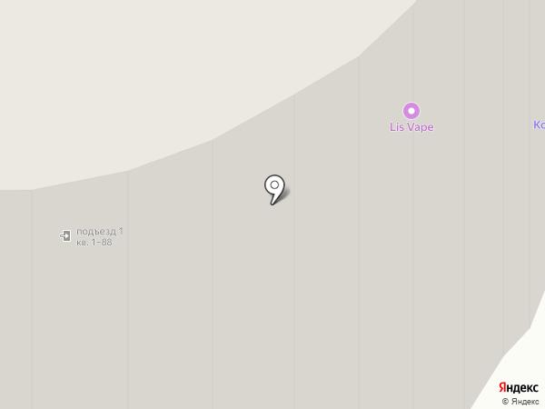 Грация на карте Тюмени
