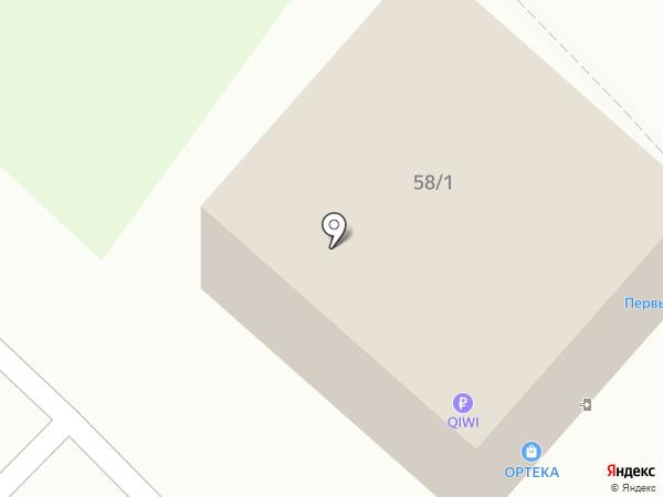 Связной на карте Тюмени