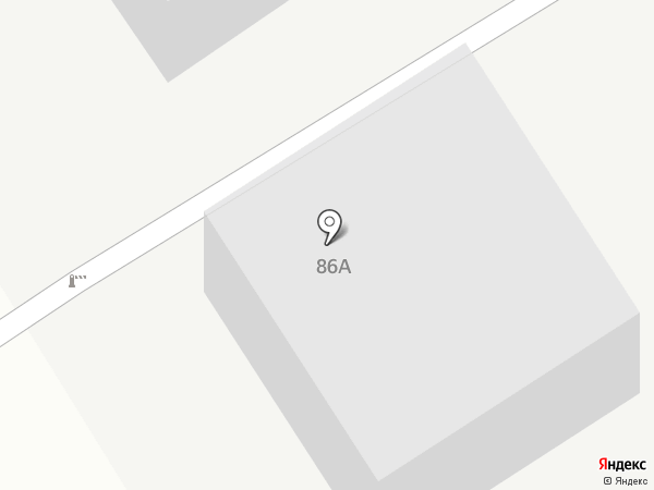 Артель на карте Тюмени