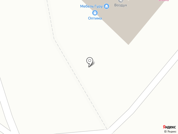 ВентураТур на карте Тюмени