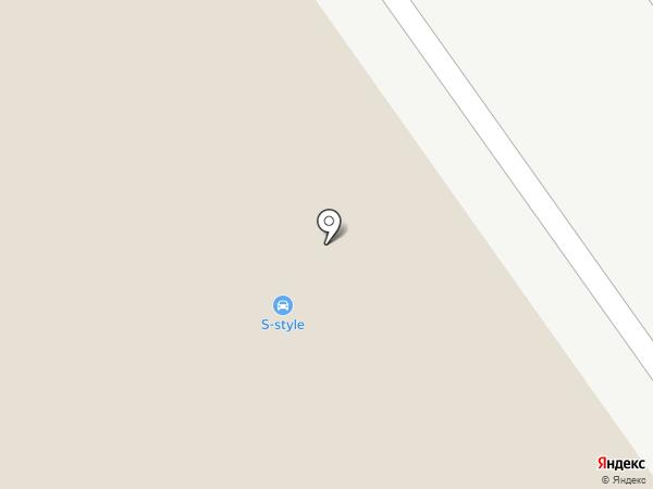 Аргон-мастер на карте Тюмени