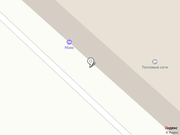 Авангард-Текстильторг на карте Тюмени
