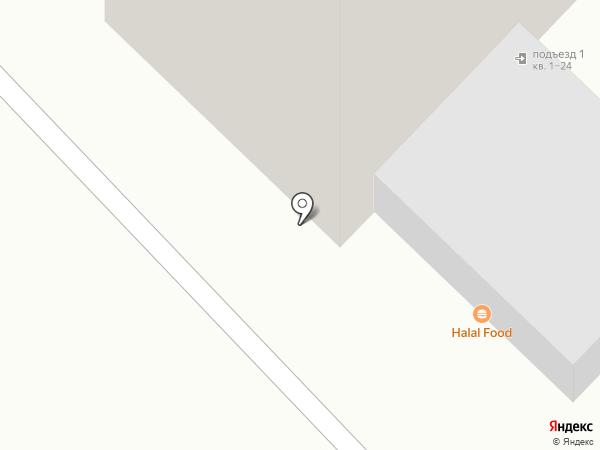 Типография на карте Тюмени