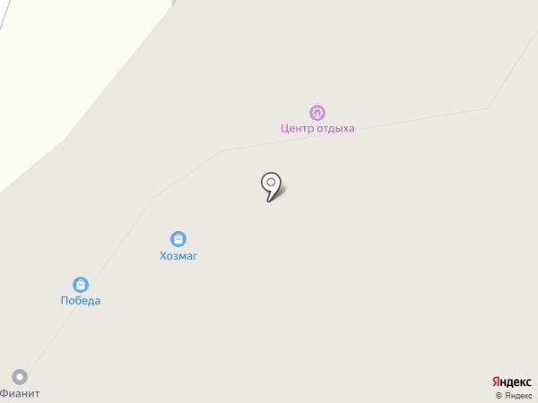 Магазин одежды на карте Тюмени