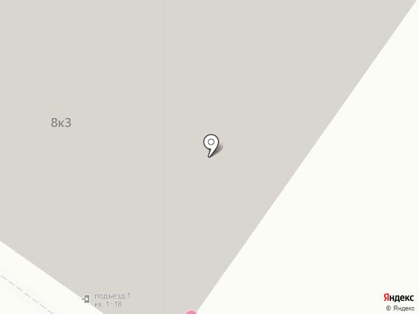 BurnOut на карте Тюмени