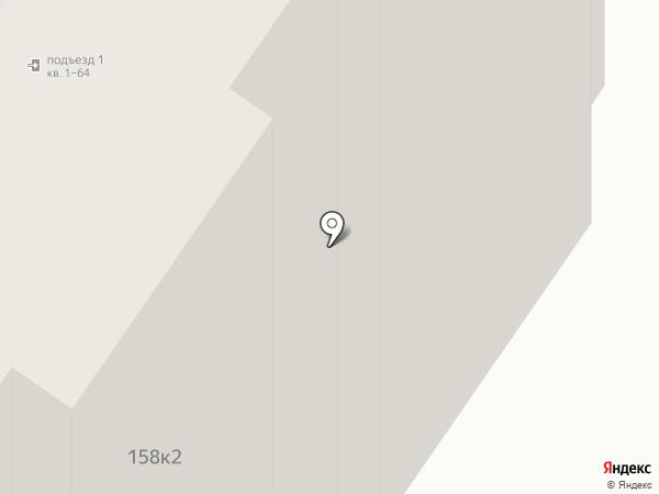 Мозаика на карте Тюмени