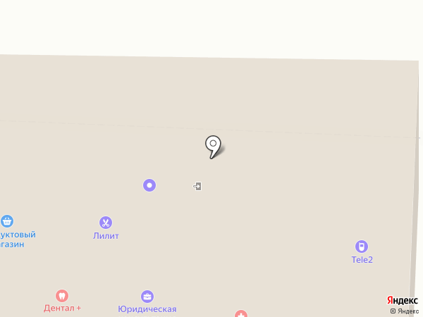 Азимут на карте Тюмени