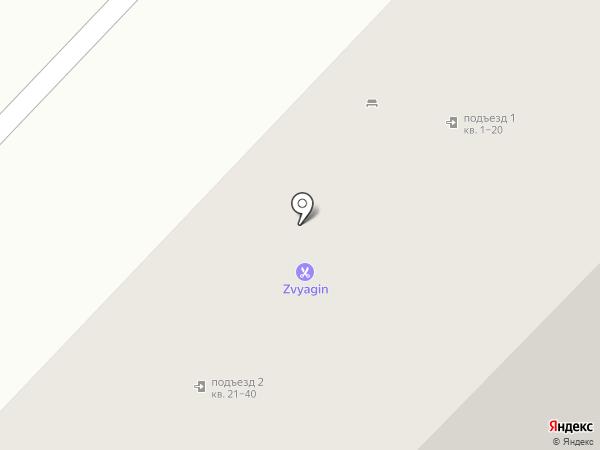 Стекло-лэнд на карте Тюмени